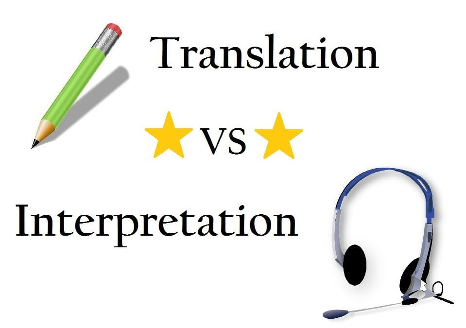Translator/Interpreter job