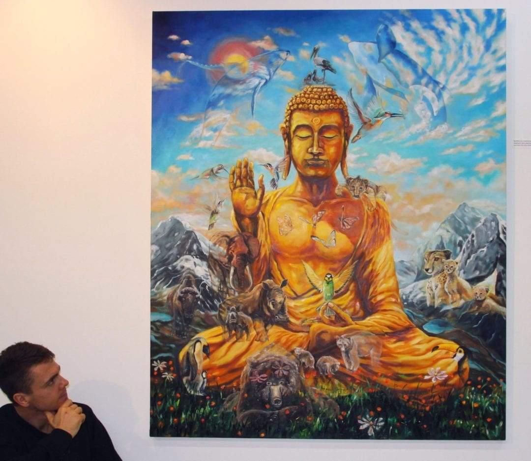 painter-Vancouver-budha