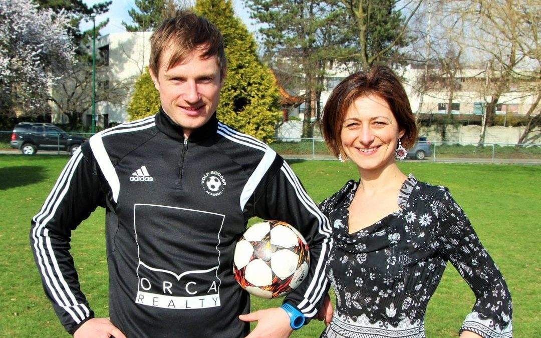 An interview in the Czech language: Fotbal je proces