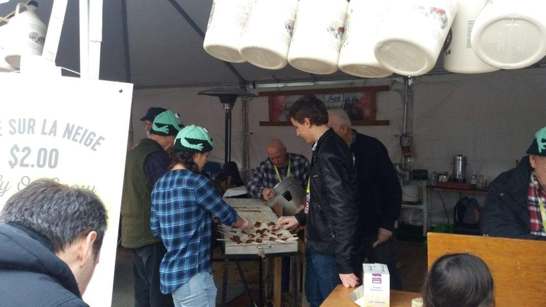 Festival du Bois – A French Canadian Experience