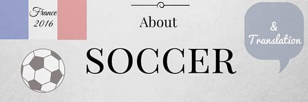 Soccer And Translation
