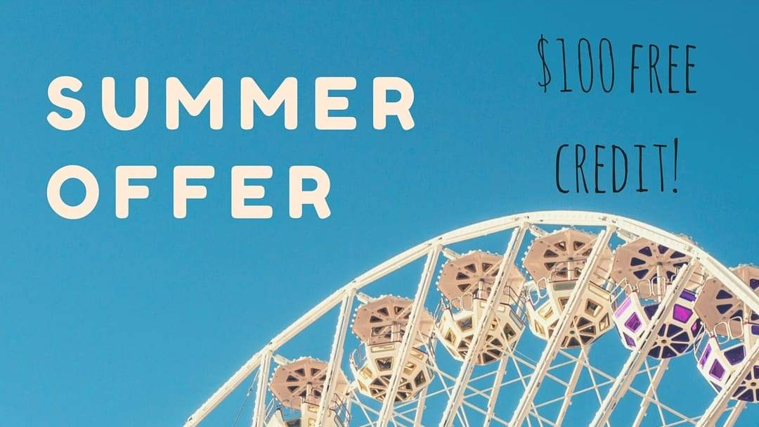 Summer Offer – $100 Free Credit On Your Translation