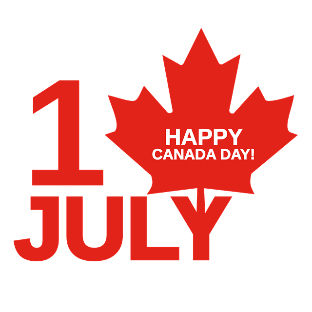 Canada Day : Celebrate Canada's 150th Birthday With Us!