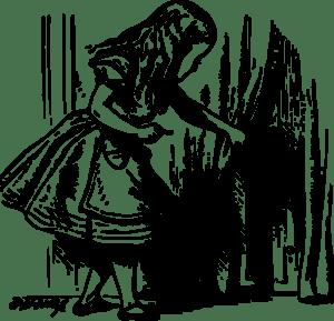 Alice in Wonderland_books