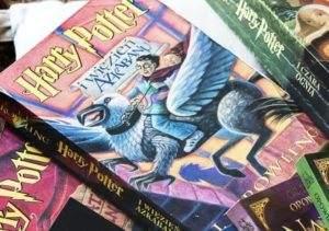 Harry Potter_books