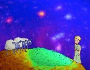 The little prince_books