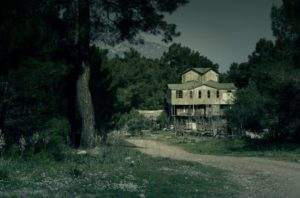 The House of the Spirits_books