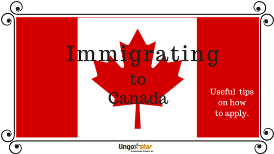 I want to immigrate to Canada. What should I do?