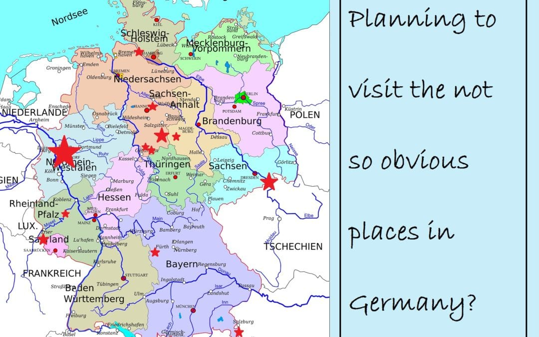 Popular Places in Germany are Known by Everybody – Try New Things