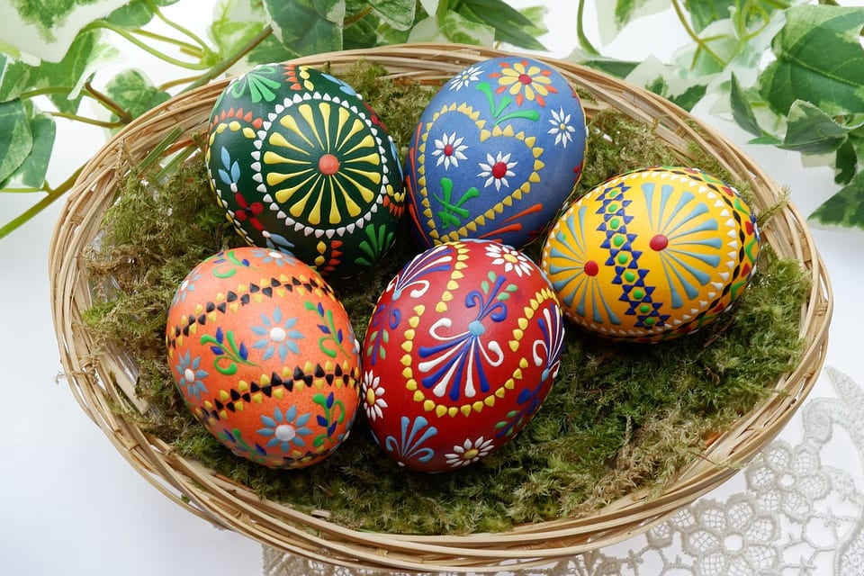 Happy Easter Everywhere!