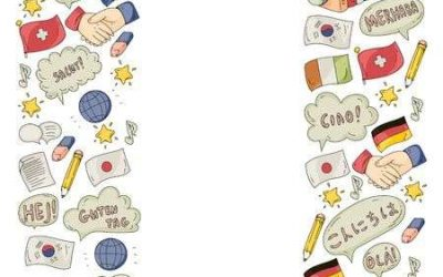 English and Italian to French translation: Literature All Around the World