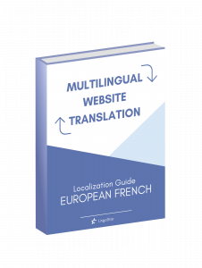 Localization Guide European French cover
