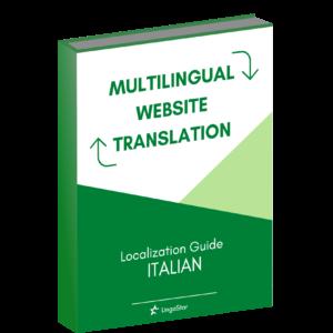 Localization Guide Italian