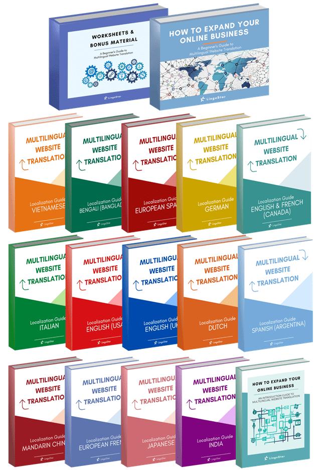 multilingual translation projects