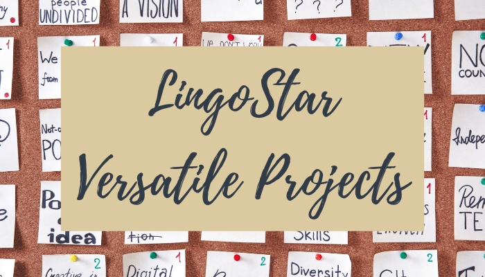 LingoStar Language Services Projects – Versatile Translations