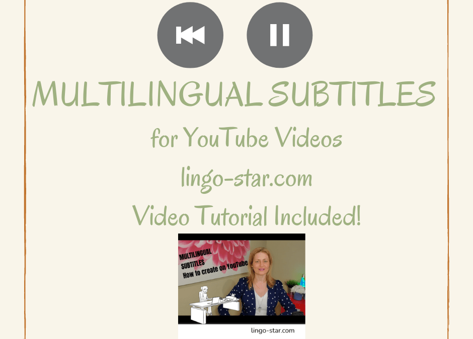 Multilingual Subtitles: 5 Tips on Foreign Language Subtitles